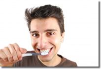 毎日の歯磨きのように