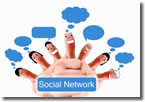 Twitterを始めとしたソーシャルネットワーク